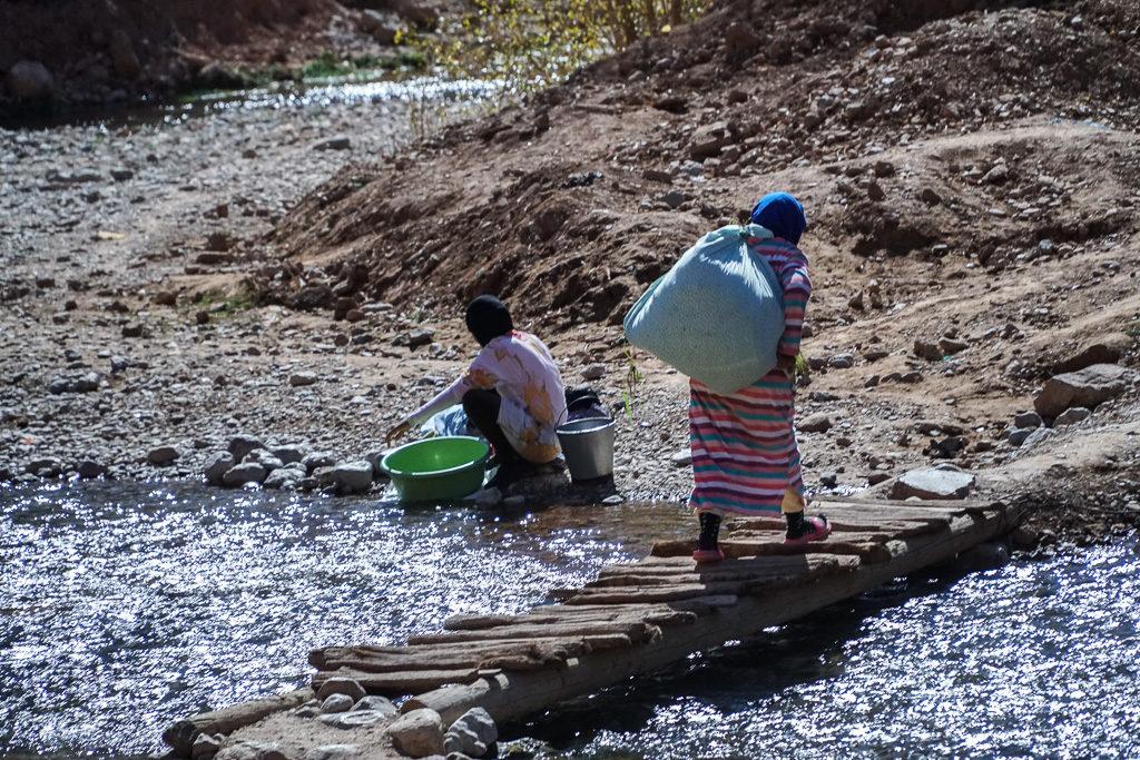 Dolina Tysiąca Kazb, Maroko