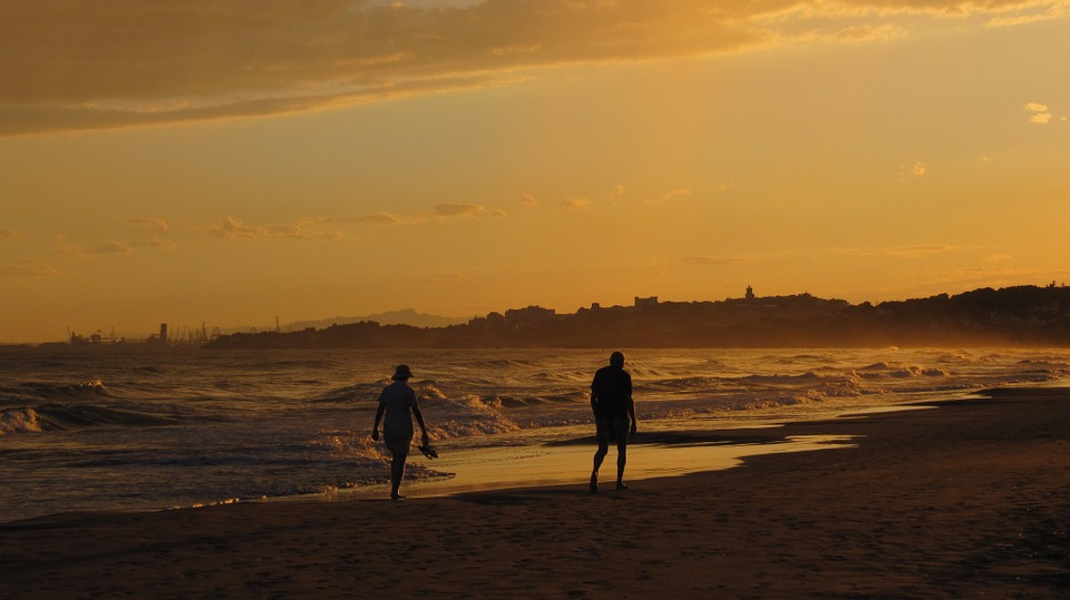 Plaża w Tarragonie