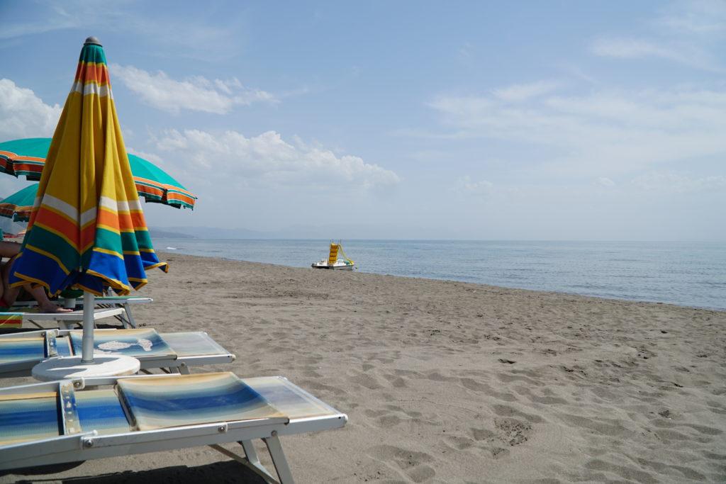 Plaża w Velipoja