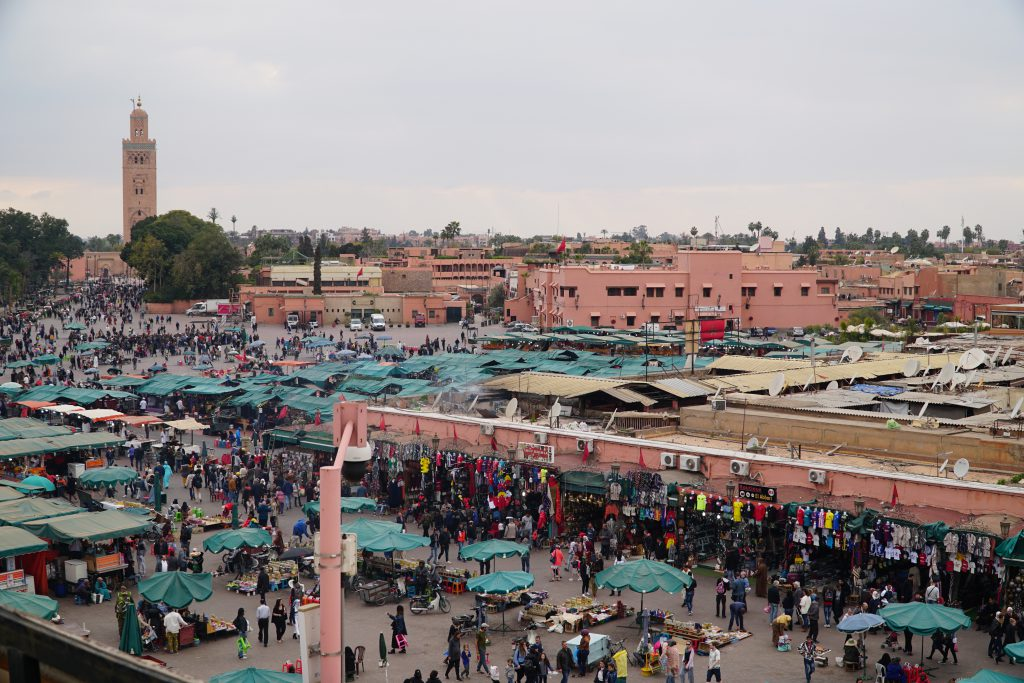 Maroko, Marrakesz
