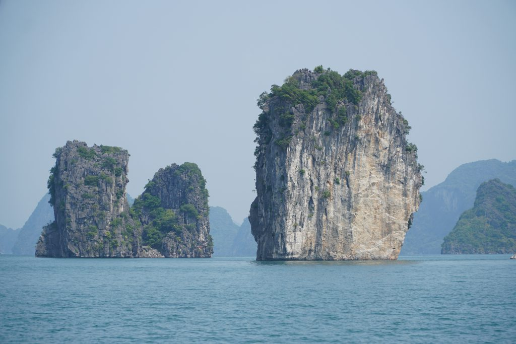 Ha Long Bay, Wietnam