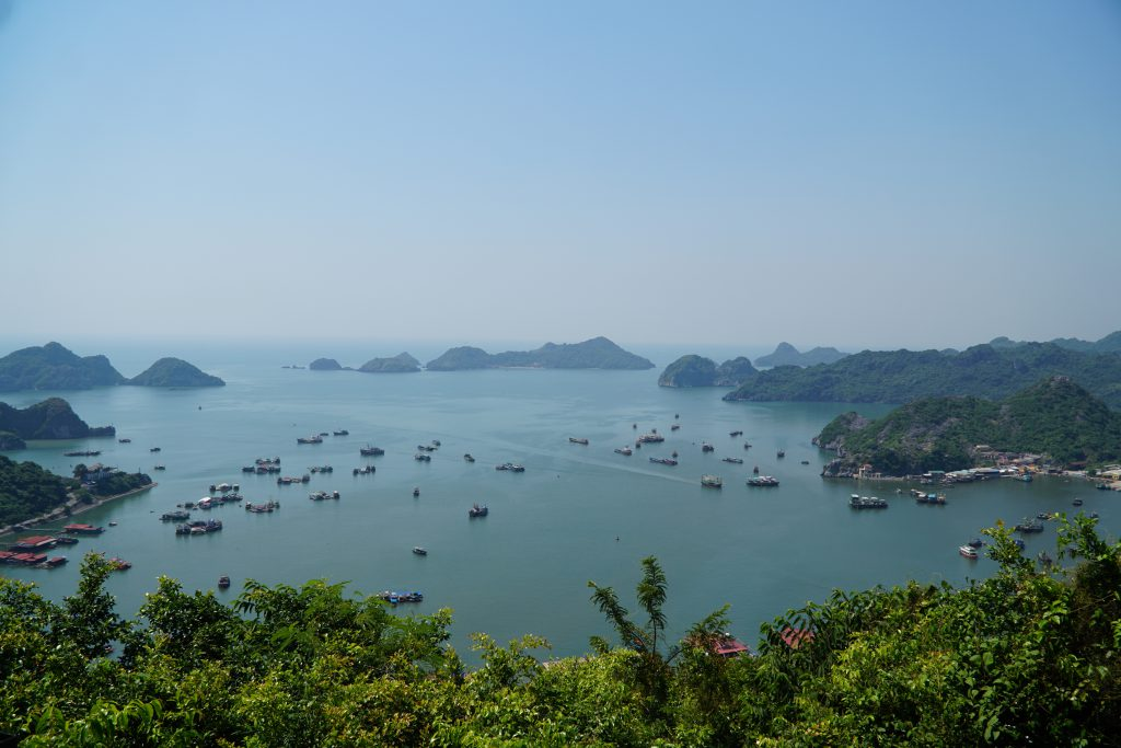 Cannon Fort, Cat Ba, Wietnam