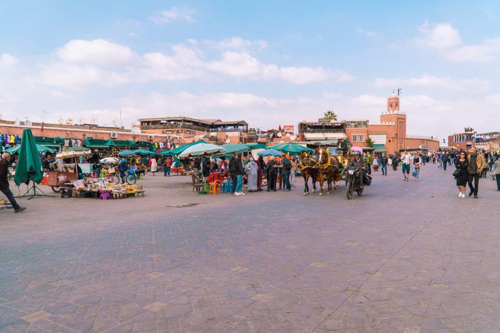 Tutaj znajdziecie Państwo wszystkie autobusy z Marrakesz do Agadir i z powrotem.
